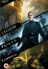 Gabriel Legion Priest 5035822777019 DVD Region 2 P H