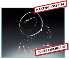 BALZER Heringsvorfach HERINGSSYSTEM MINI SPEZIAL 5 Haken #14 Heringspaternoster