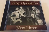 Hog Operation New Litter Cd Bluegrass Country 1999