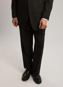 """Gents Classic Super Fine Luxury Suit Trouser Waist 32"""" - 48"""""""