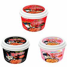 Samyang Spicy Chicken Hot Buldak Topokki Rice Cake Original spicy Carbo SET