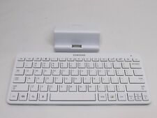 OEM Samsung Galaxy Note Tab 2 Bluetooth Keyboard Charging Dock