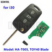 Remote Key HA-T005 CE0678 for HYUNDAI i30 433MHz  ID46 Transponder Chip