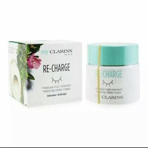 My Clarins Re-Charge Relaxing Sleep Mask 50ml/1.7oz Masks