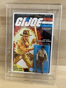 GI Joe Indiana Jones Temple of Doom Custom Action Figure Sealed New Mint