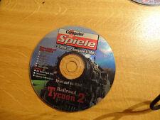 computer bild Spiele CD rom zur Ausgabe 03/2003