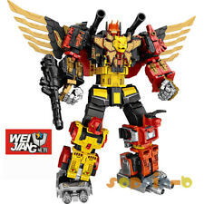 Transformed Wei Jiang Predaking Eagle Sabertooth Steel Claw Figure Devastator