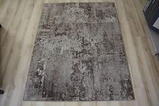 Patchwork Teppich Teppichboden Beige 150x200 cm