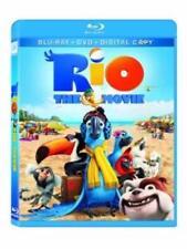 Rio (Blu-ray/ DVD Combo + Digital Copy) Blu-ray