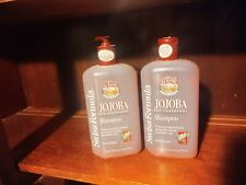 2 liters RARE St Ives Swiss plant extracts Shampoo Jojoba & Panthenol 33.8 Fl Oz