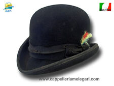 MELONE HUT OLD WESTERN ANTIQUE BOWLER HAT 2