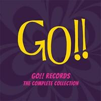 GO!! Records The Complete Collection feat Bobby & Laurie, The Cherokees 4CD NEW