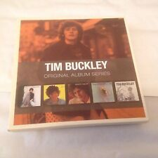 Tim Buckley - Original Album Series - CD X 5 (2011) Folk Rock Psych