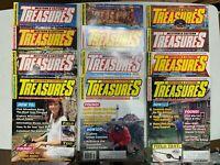 Western & Eastern Treasures magazines 1997 (12 issues)