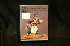 54MM  TIME MACHINE MINIATURES  ALAMO MEXICAN WOUNDED GRENADIER   KIT # AHS - 7