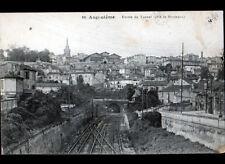 ANGOULEME (16) TUNNEL FERROVIAIRE Ligne de BORDEAUX