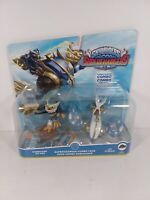 Skylanders Super Chargers Hurricane Jet-Vac Supercharged Combo Pack NIB