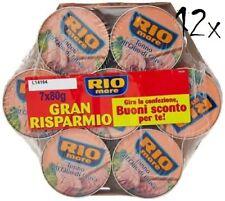 84x 80g Rio Mare Tonno olio di oliva 12 Mega pack (7x80g) Thunfisch in Olivenöl