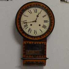 Superior / 8 DAY CLOCK. Uhr/Wanduhr/Regulator/ With Extra Bushed Movement.