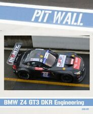 DECAL: 1/24 PW011 2013 DKR ENGINEERING BMW Z4 GT3