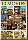 Classic Westerns 10-Movie Collection DVD  NEW