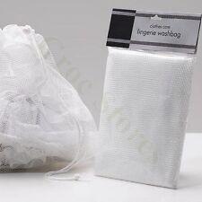 Grand Xl Jumbo Sécurité À Bascule Filet Blanchisserie Lavage Sac En Toile 91cm