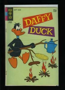 Daffy Duck #65 G/VG 1970 Dell Comic Book