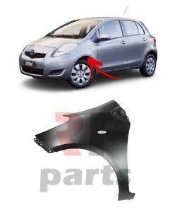 Für Toyota Yaris (XP90) 2006-2009 Neu Vorne FENDER Flügel Für Malerei Links N/S