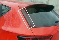 Seat Leon 5F Vertikal Spoiler für Dachkantenspoiler Heckspoiler 2x Flaps