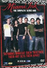 Miami Ink : Series One (5 DVD)