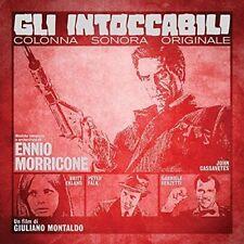 LP ENNIO MORRICONE GLI INTOCCABILI COLONNA SONORA ORIGINALE Vinyl OST