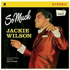 So Much Jackie Wilson LP Vinile WAX TIME RECORDS