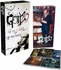 Gonzo Tapes: The Life & Work Of Dr. Hunter S. Thom -  (2008, CD NIEUW)5 DISC SET