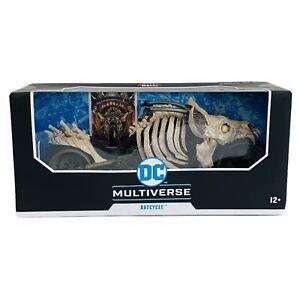 McFarlane Toys BATCYCLE Dark Nights Death Metal DC Multiverse Batman Motorcycle