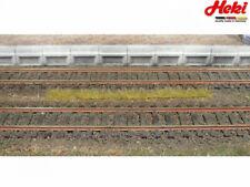 Heki 1812 Grasstreifen Herbst, 10 Stück, 100 mm lang, 6 mm hoch ++ NEU in OVP