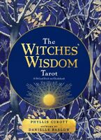 Witches Wisdom Tarot : A 78-card Deck and Guidebook, Cards by Curott, Phyllis...
