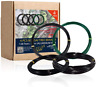 Bonsai Training Wire Set Of 4 Total 128 Feet 32 Feet Corrosion And Rust Resistan