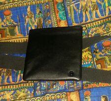 "Bisadora Black 6"" leather Hip Purse Really nice Leather soft"