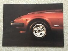 DATSUN 280ZX ORIGINAL BROCHURE 1979. Nice condition