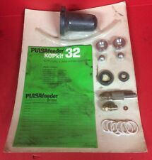 NEW PULSAfeeder KOPkit 32 for R1, H2SO4 or 20SS Viton Construction