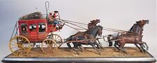 NIB LINDBERG 1/16 Scale Concord Stagecoach 2 1/2 Ft Long Plastic Model Kit