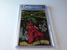 GREEN LANTERN 72 CGC 9.4 PHANTOM OF THE SPACE OPERA DC COMICS