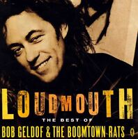 BOB GELDOF & THE BOOMTOWN RATS loudmouth - the best of (CD) EX/EX 522 283-2