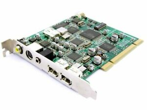 Pinnacle Systems 51009760 Excalibur 3.0 PCI Video Capure Card Firewire Ieee 1394
