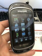 Nice Shape T-Mobile Samsung Gravity Touch T669 Keyboard Basic Phone
