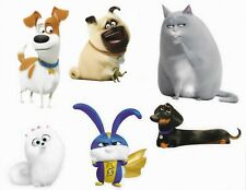 Roommates The Secret Life of Pets 2 Wall Decal Set RMK4050SS