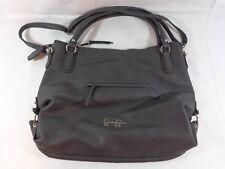 Jessica Simpson Claireen Tote Slate Gray Large Handbag Purse