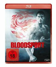 Bloodsport - J.C. van Damme - Uncut - Blu Ray - FSK 18 - NEU & OVP