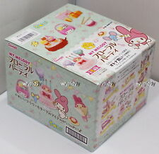 Sanrio My Melody Floral Party Complete Box Set - Re-ment   ,  #3ok