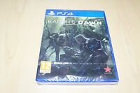 Earth's Dawn PS4 Sony Playstation 4 UK Pal New Factory sealed
